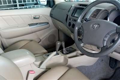 Toyota Fortuner V6 4.0 4x4 automatic 2007