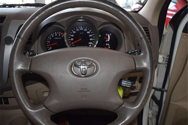 Used 2008 Toyota Fortuner V6 4.0 4x4 automatic
