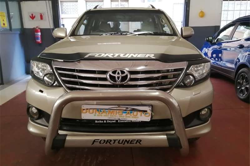 2013 Toyota Fortuner Fortuner V6 4.0 4x4 automatic