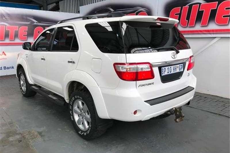 Toyota Fortuner V6 4.0 Epic 2009