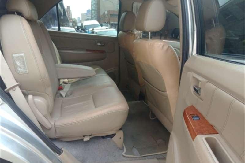 Used 2009 Toyota Fortuner V6 4.0 Epic
