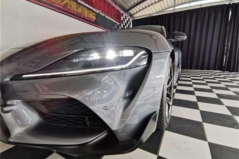 Toyota GR Supra coupe GR SUPRA 3.0T 2019