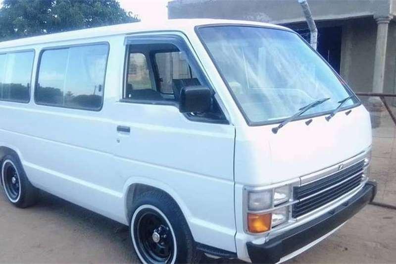 Used 2007 Toyota Hi-Ace