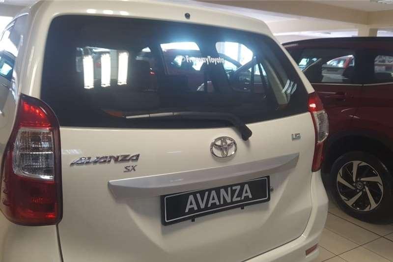 Toyota Hiace Sesfikile 2020