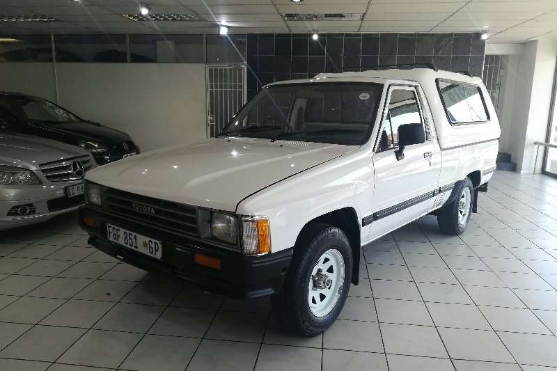 Toyota Hilux 1800 S  (One owner) 1992