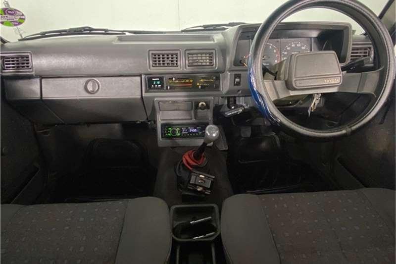 Used 1998 Toyota Hilux
