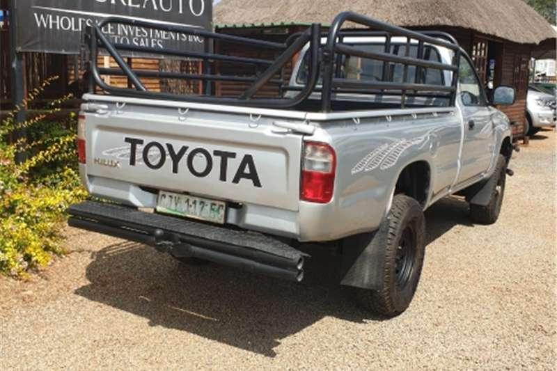 Toyota Hilux 1999 toyota hilux high raider 3.0 turbo kzte singl 1999