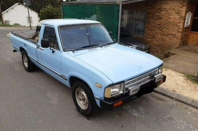 Toyota Hilux 2.0 1984