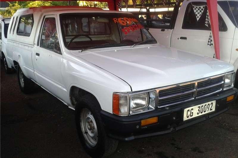 Toyota Hilux 2.0 1986