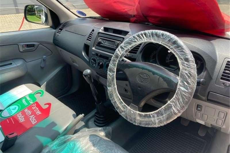 2007 Toyota Hilux Hilux 2.0
