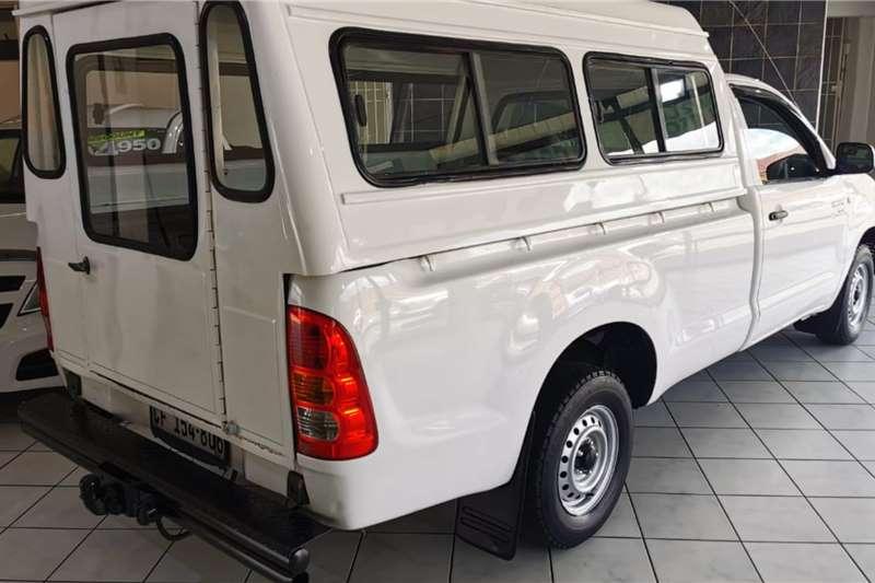 Used 2007 Toyota Hilux 2.0