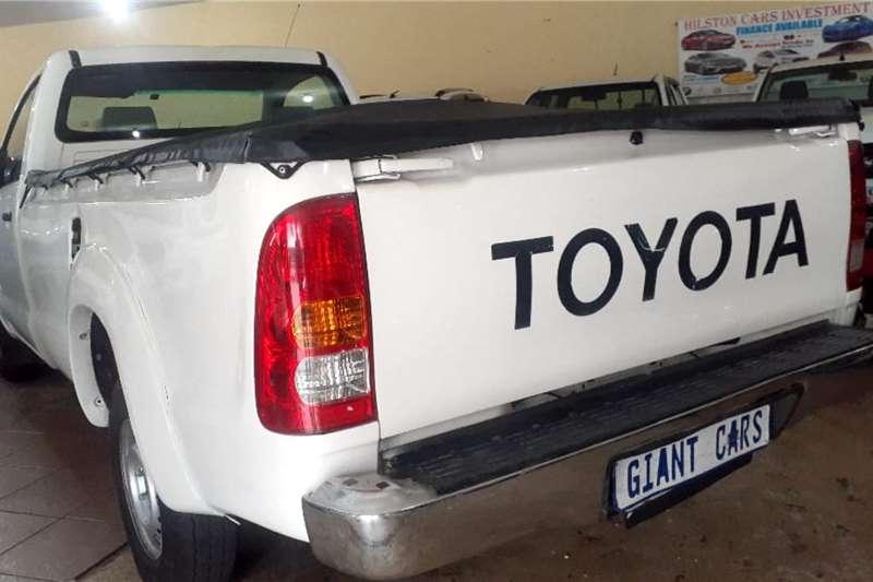 Used 2008 Toyota Hilux 2.0
