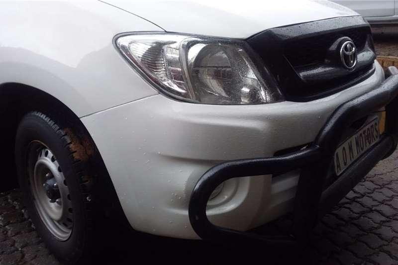 Toyota Hilux 2.0 2011