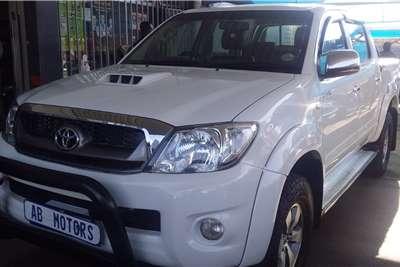 2012 Toyota Hilux Hilux 2.0