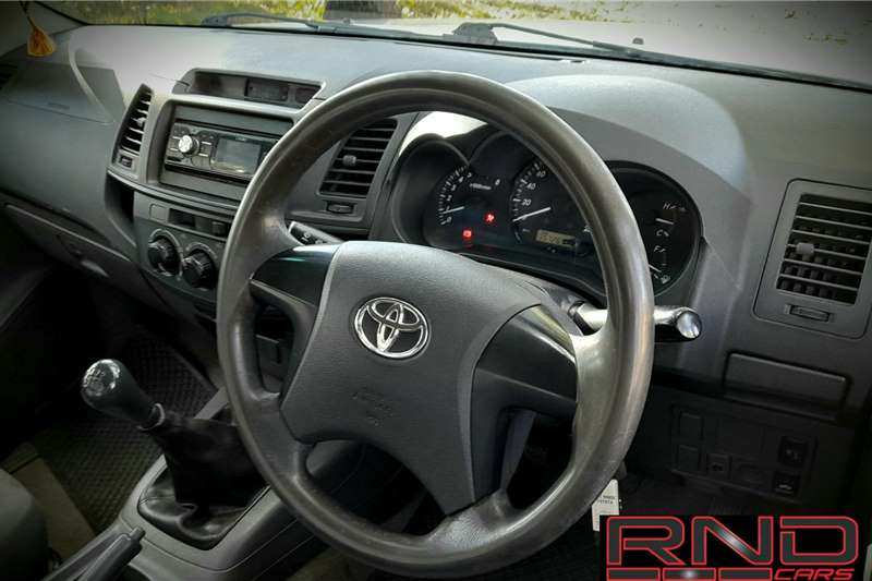 Used 2013 Toyota Hilux 2.0