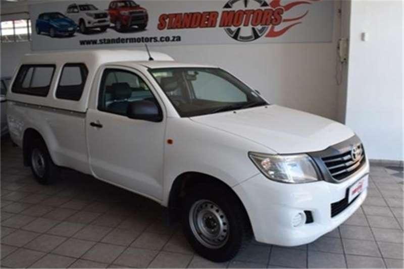 Used 2015 Toyota Hilux 2.0