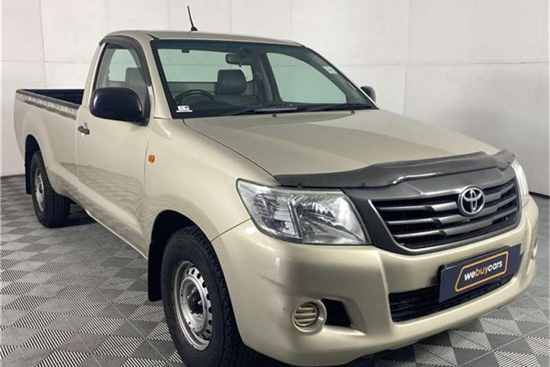 2015 Toyota Hilux Hilux 2.0