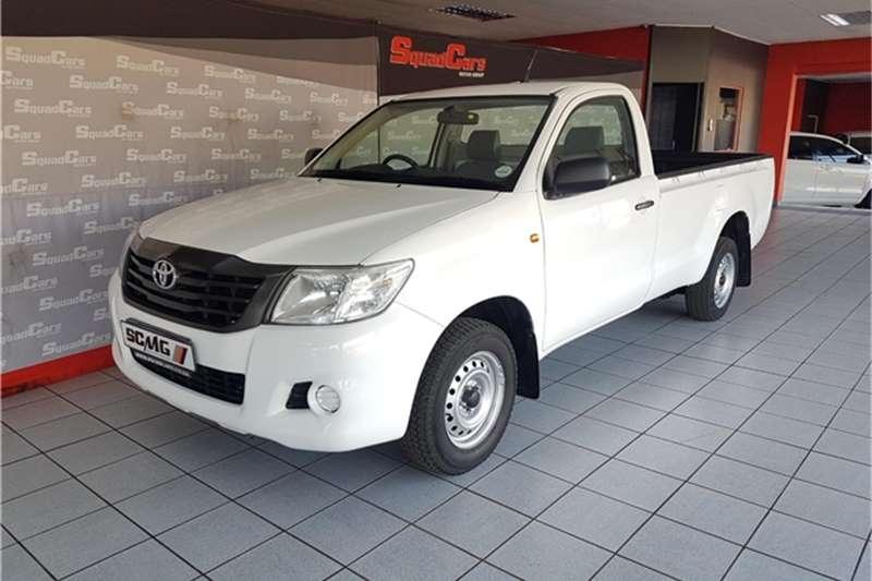 Used 2016 Toyota Hilux 2.0