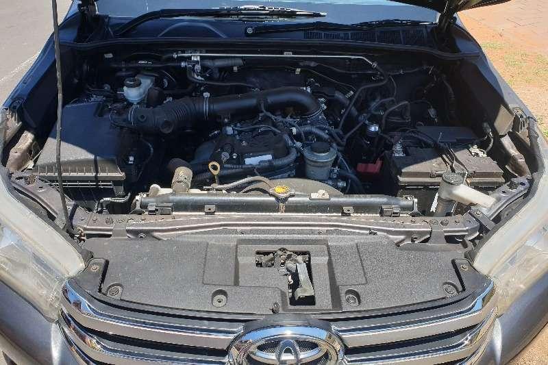 2016 Toyota Hilux Hilux 2.0