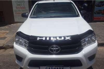 Toyota Hilux 2.0 2017