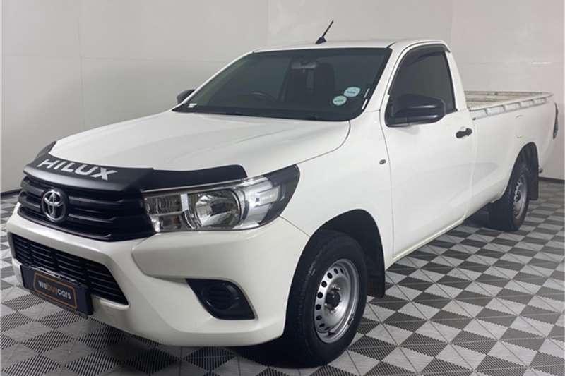 2017 Toyota Hilux Hilux 2.0