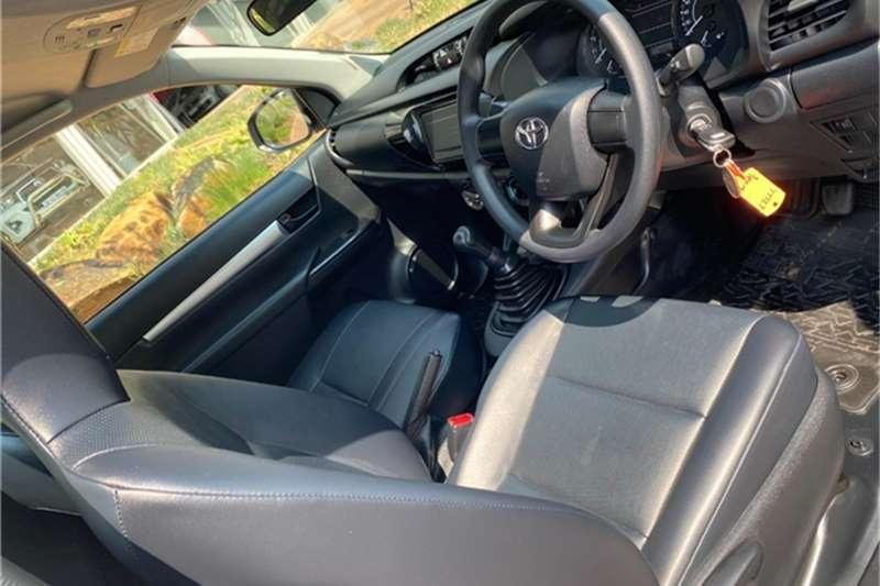 Toyota Hilux 2.0 2019