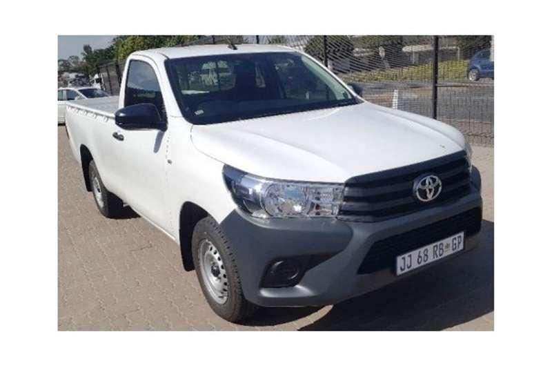 Toyota Hilux 2.0 2020