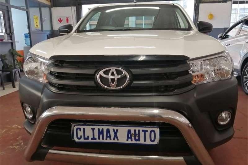 Used 2020 Toyota Hilux 2.0