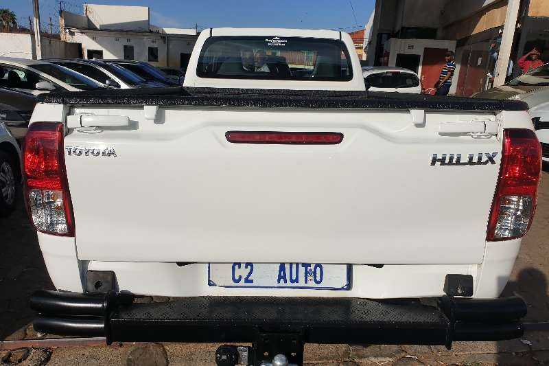 Used 2021 Toyota Hilux 2.0