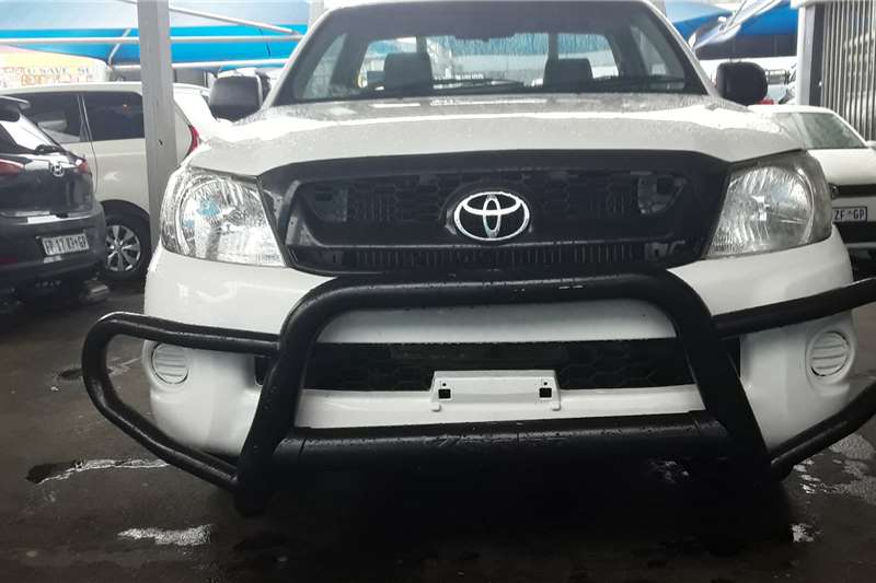 Used 2011 Toyota Hilux 2.0 (aircon)
