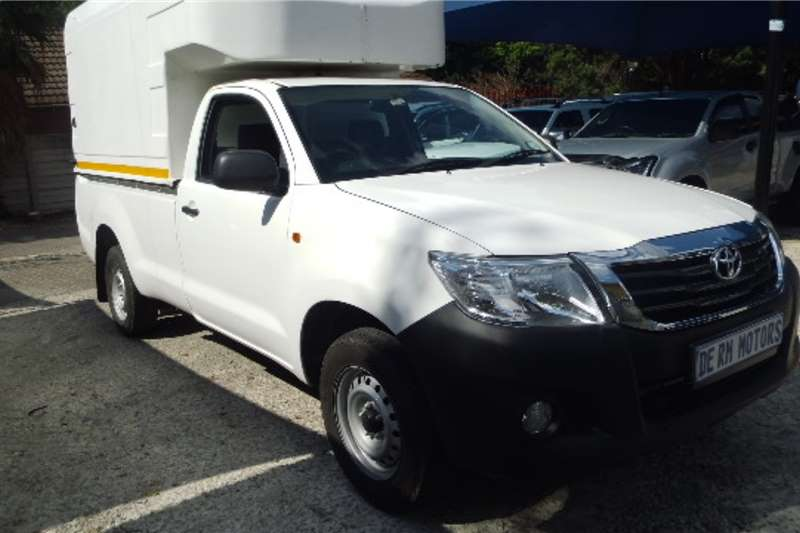 Used 2014 Toyota Hilux 2.0 (aircon)