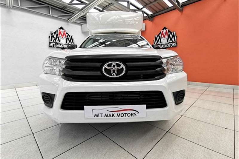 Used 2016 Toyota Hilux 2.0 (aircon)