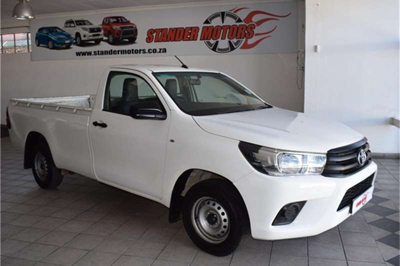 Used 2018 Toyota Hilux 2.0 (aircon)