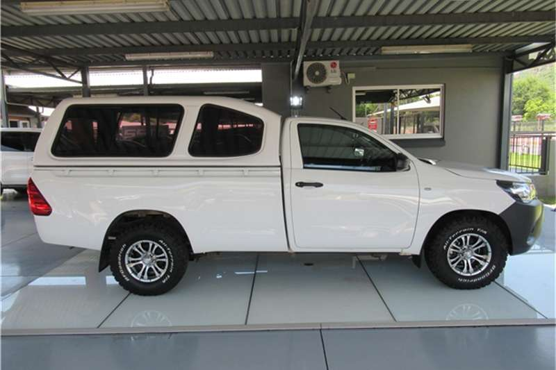 Toyota Hilux 2.0 (aircon) 2019