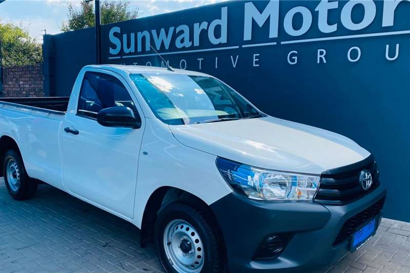 Used 2019 Toyota Hilux 2.0 (aircon)