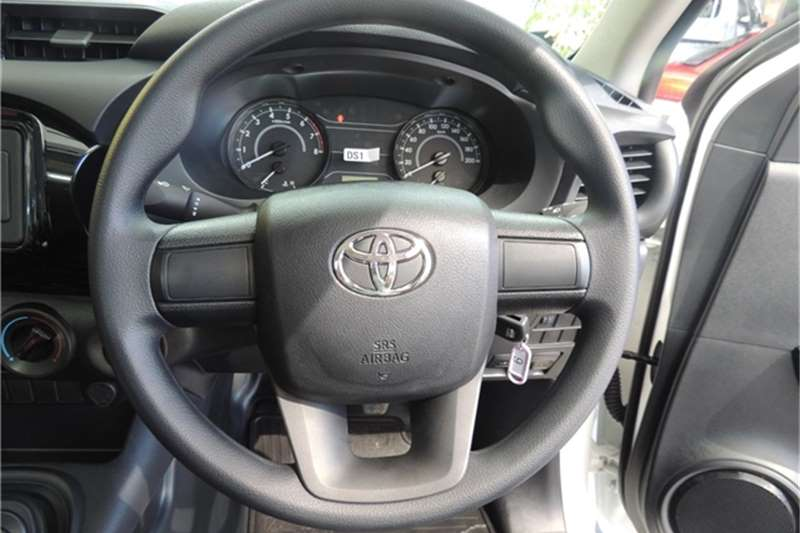 2021 Toyota Hilux Hilux 2.0 (aircon)
