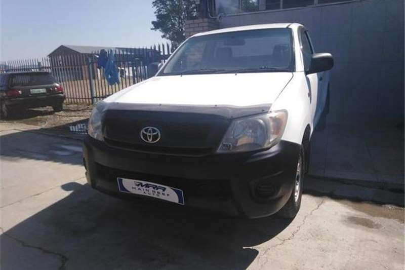 Toyota Hilux 2.0 chassis cab 2006
