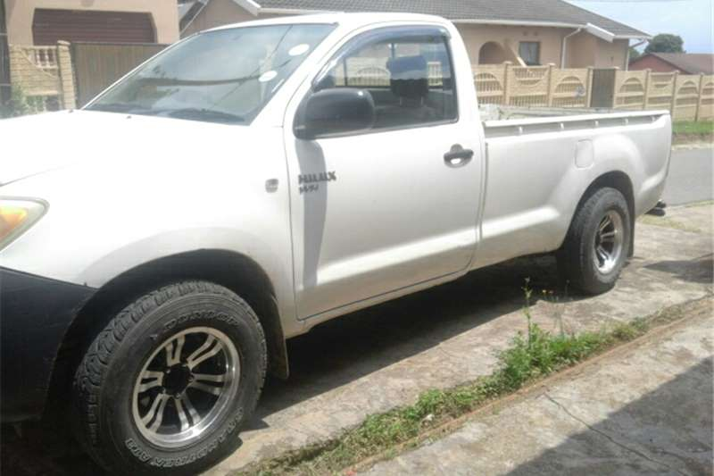 Toyota Hilux 2.0 chassis cab 2009