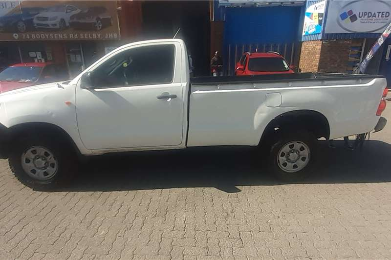 2015 Toyota Hilux Hilux 2.0 chassis cab