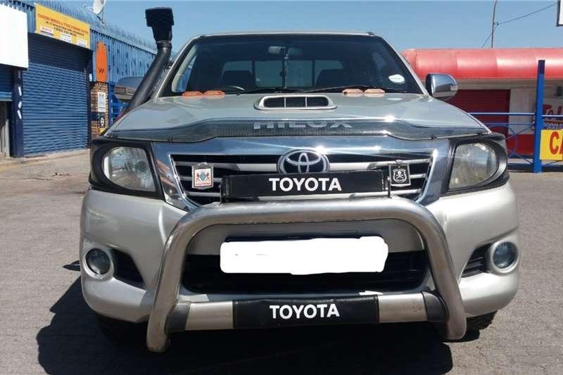 Toyota Hilux 2.0 S 2011