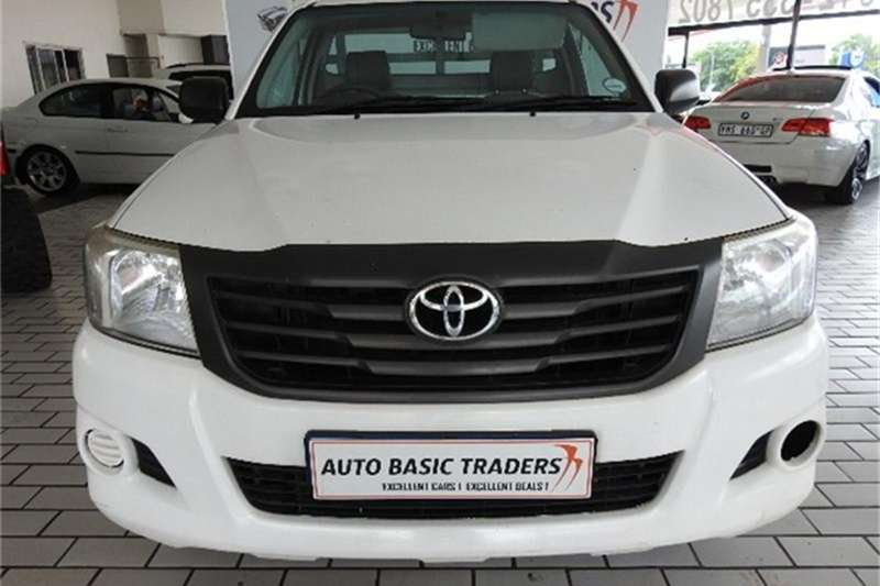 Toyota Hilux 2.0 S 2013