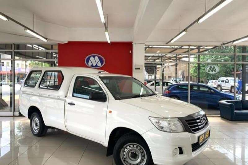 Toyota Hilux 2.0 S 2014