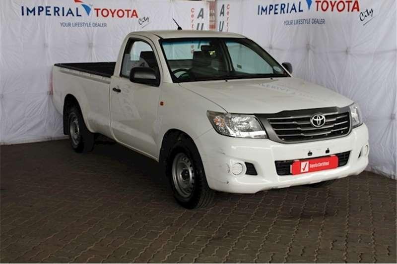 Toyota Hilux 2.0 S 2014