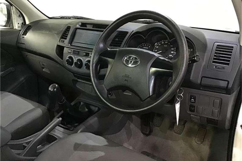 Toyota Hilux 2.0 S 2015