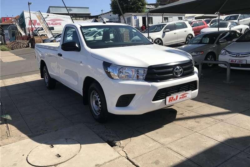 Toyota Hilux 2.0 S 2016