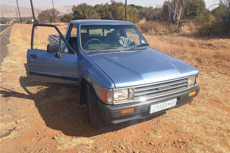 Toyota Hilux 2.0 SRX 1994