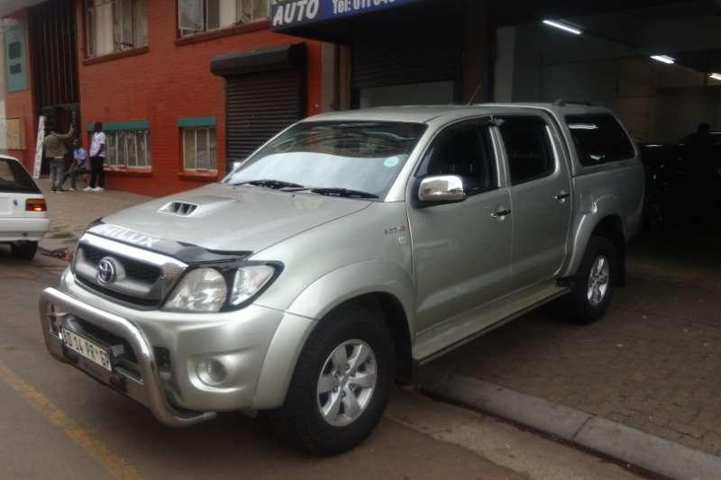 Toyota Hilux 2.0 SRX 2009