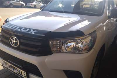 Toyota Hilux 2.0 SRX 2017