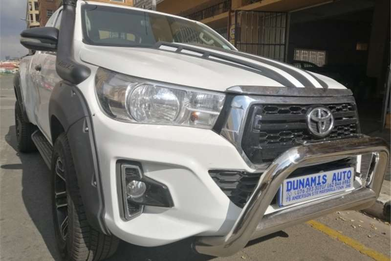 Toyota Hilux 2.0 SRX 2018