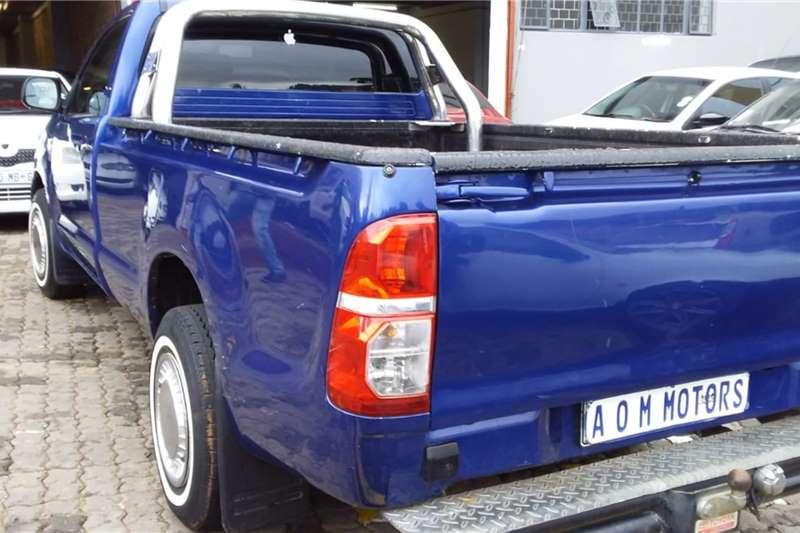 Toyota Hilux 2.0 VVTI 2011